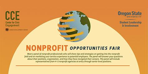 Nonprofit Opportunities Fair image