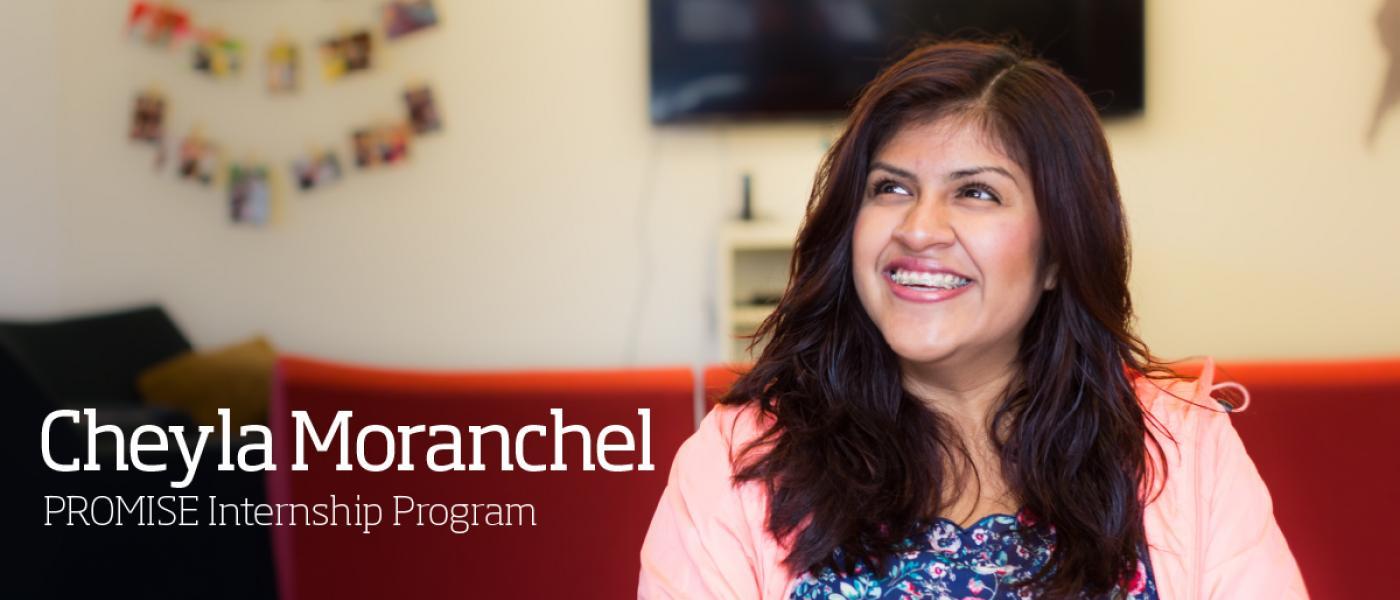 Cheyla Moranchel | PROMISE Internship Program