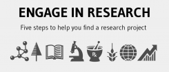Feature Story Image, Find Research Banner