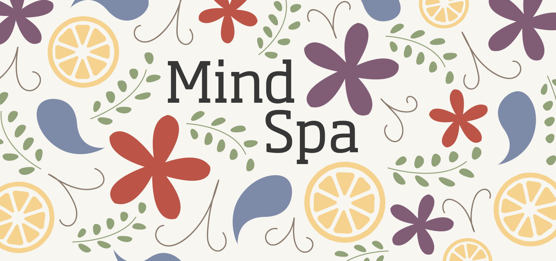 Feature Story Image, Mind Spa Banner
